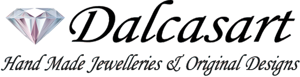 Handmade Jewellery - Greek Jewellery- Woman's Necklaces, Woman's pendants, Woman's earrings, Woman's bracelets and Woman's rings Papalampros Jewellery Kefalonia - Dalcasart Jewellery Kefalonia - Handmade Greek Jewellery - Women's Jewellery & Watches